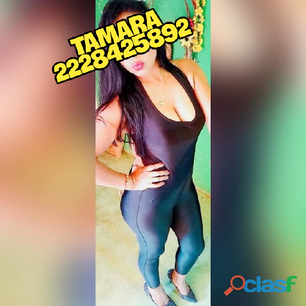 TAMARA, LA MUJER DE TUS SUEÑOS MÁS HÚMEDOS. 3