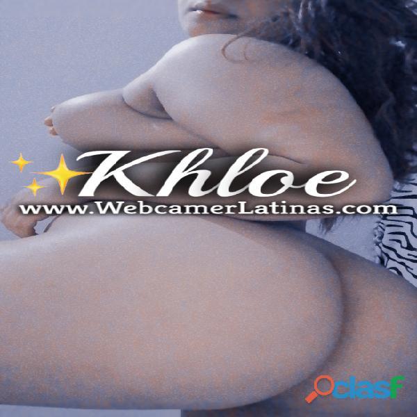 KHLOE Sexy Nena Para Videollamadas 0