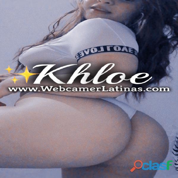 KHLOE Sexy Nena Para Videollamadas 1