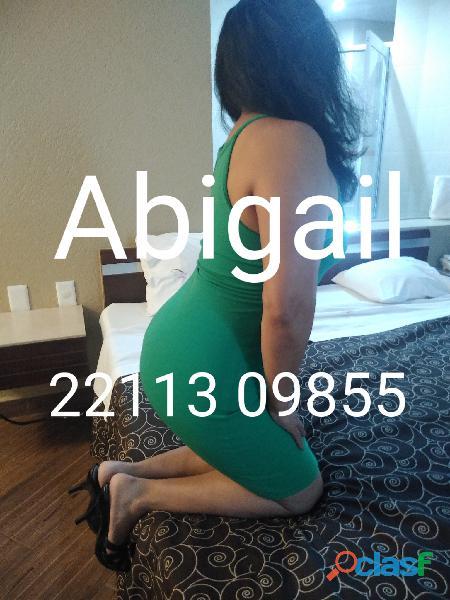 Abigail Madura Deliciosa pa disfrutar 1 Inolvidable Momento 0