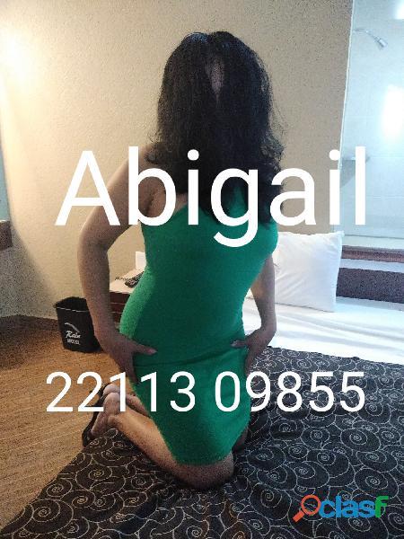 Abigail Deliciosa Madurita Golosa Hermosa Chaparrita 1
