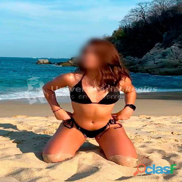 Paulina joven escort petite y nalgona en Monterrey 1