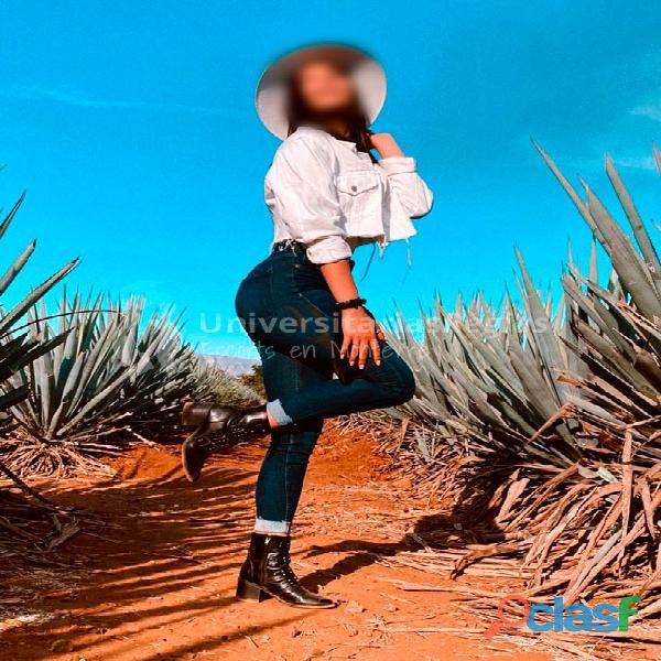 Paulina joven escort petite y nalgona en Monterrey 4
