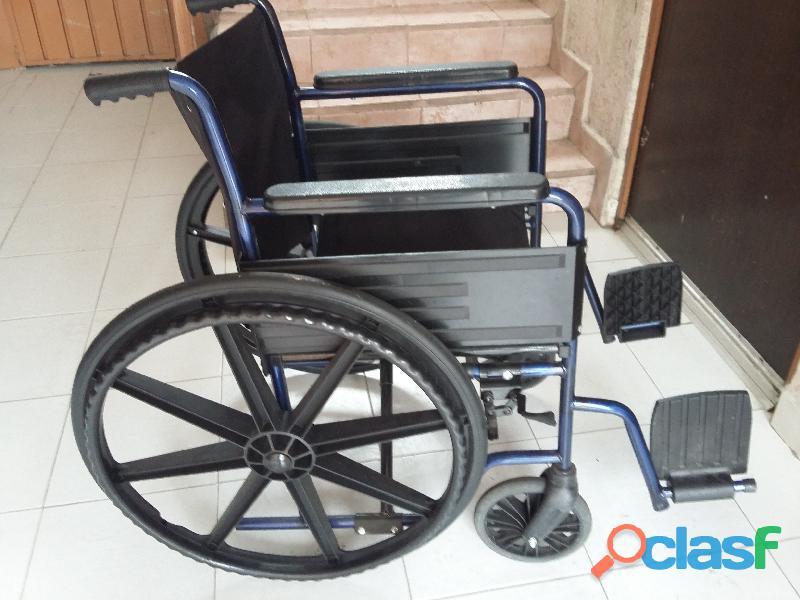 Renta de camas tipo hospital, sillas de ruedas, andaderas, muletas !!!