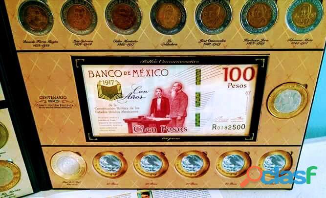 Coleccion de monedas de 5, 10 y 20 conmemorativas LS 4