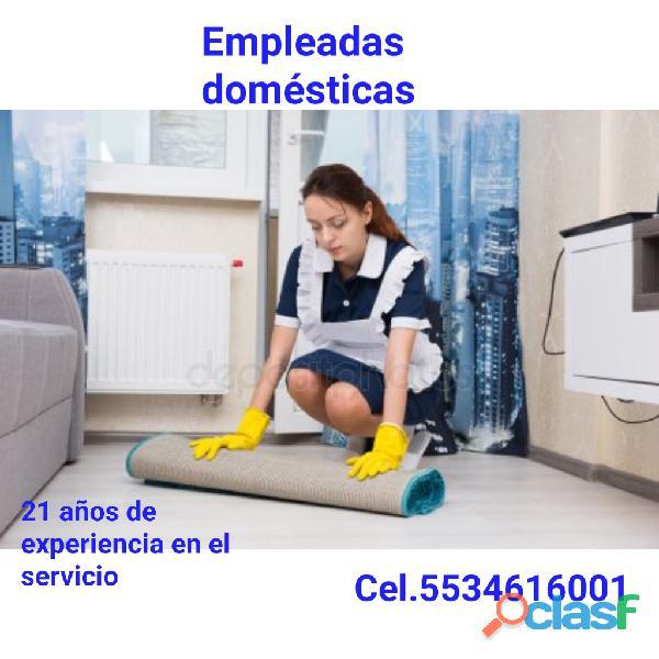 Personal doméstico confiables