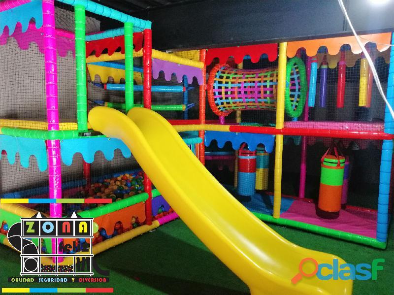 Resbaladillas para juegos infantiles