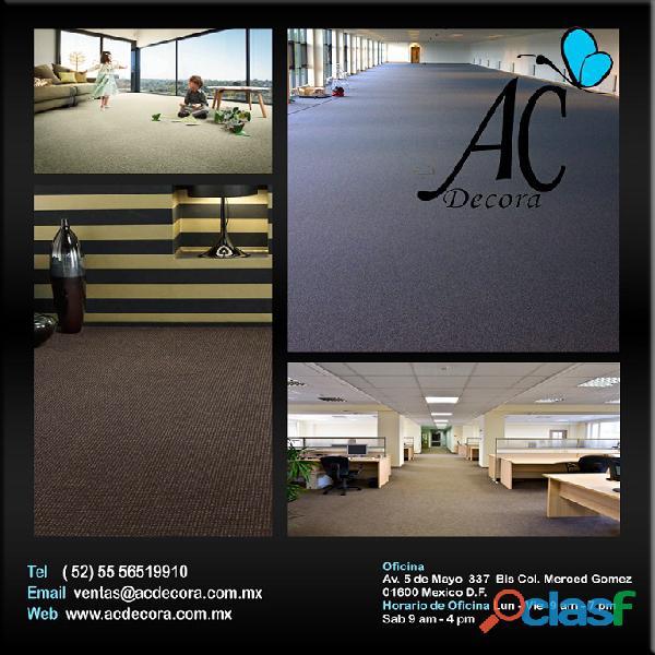 Alfombras residenciales – alfombras infantiles alfombras de uso rudo desde $ 99.00 m2 instalada