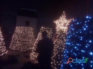 Arboles de Navidad Gigantes 10.5 m 12 m 15 m altura : Centro comercial..Plaza Publica 3