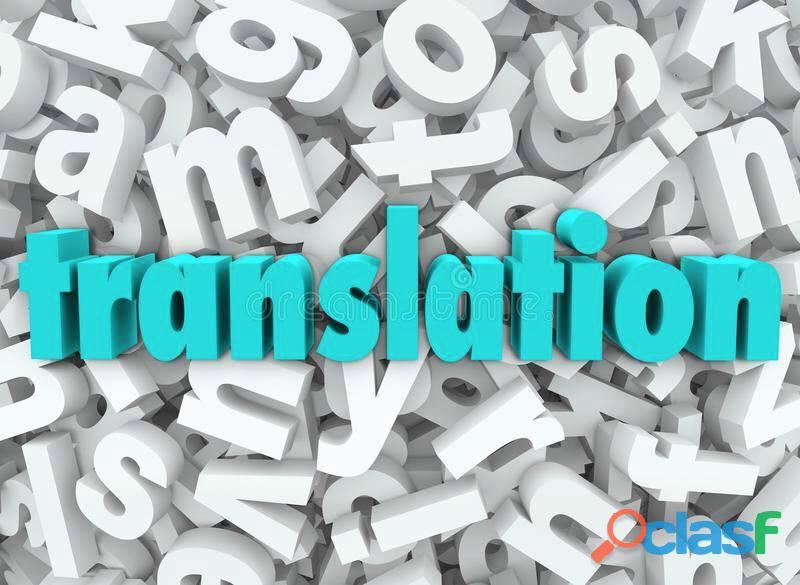 Traductores certifícate en dos meses