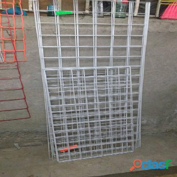 Rejas de alambre y ganchos exhibidores en iztapalapa nuevas