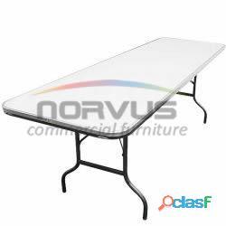 Venta de mesas banqueteras rectangulares