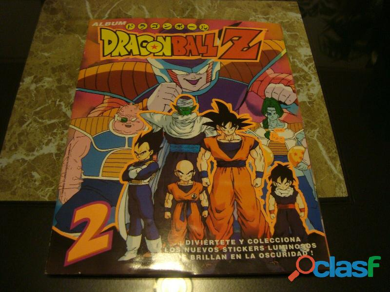 Album dragon ball 100% llenos !!! de coleccion navarrete !!!