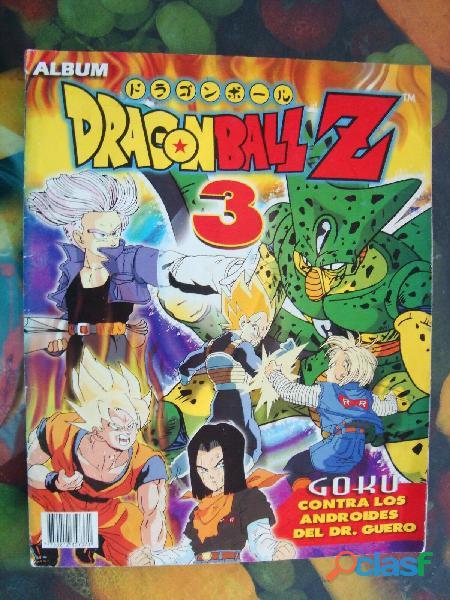 Album Dragon Ball 100% Llenos !!! De coleccion Navarrete !!! 5