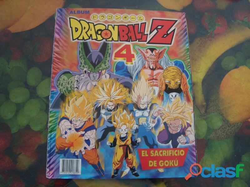 Album Dragon Ball 100% Llenos !!! De coleccion Navarrete !!! 4