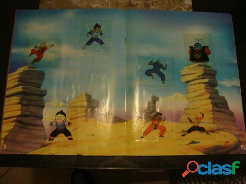 Album Dragon Ball 100% Llenos !!! De coleccion Navarrete !!! 3