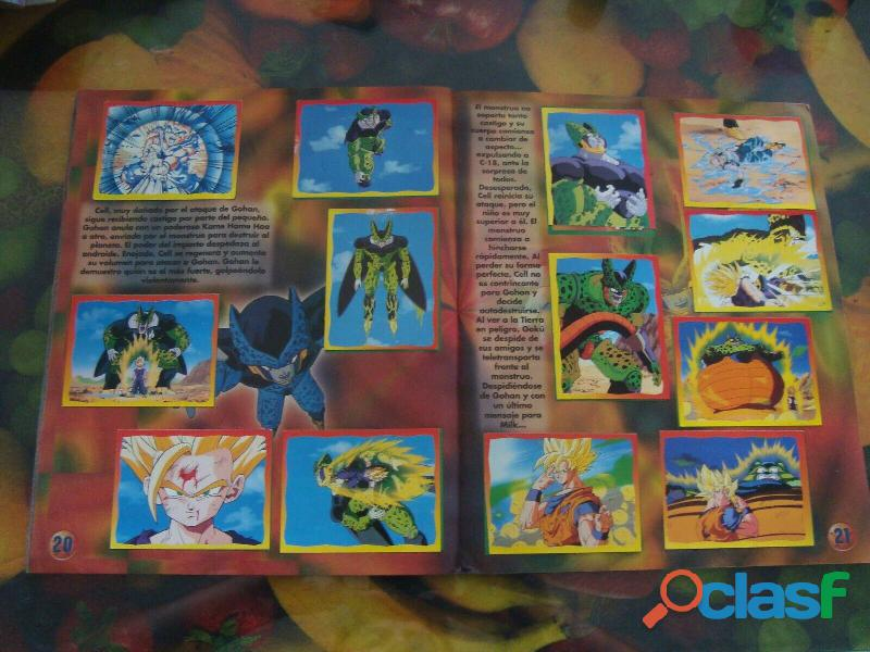 Album Dragon Ball 100% Llenos !!! De coleccion Navarrete !!! 1