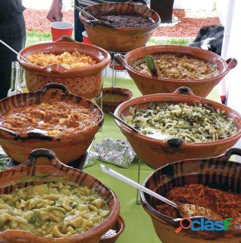 Comidas y banquetes para eventos empresariales en monterrey
