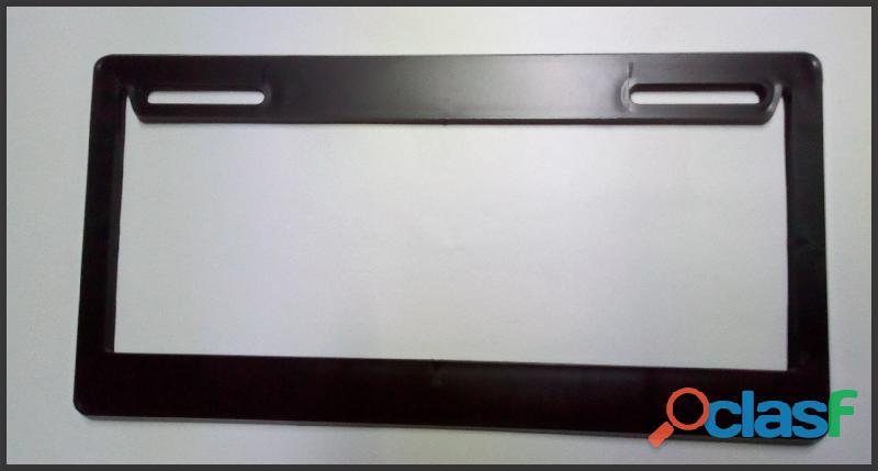 porta placas promocionales