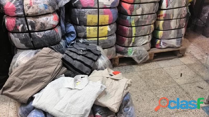 Venta de paca de ropa americana tabasco