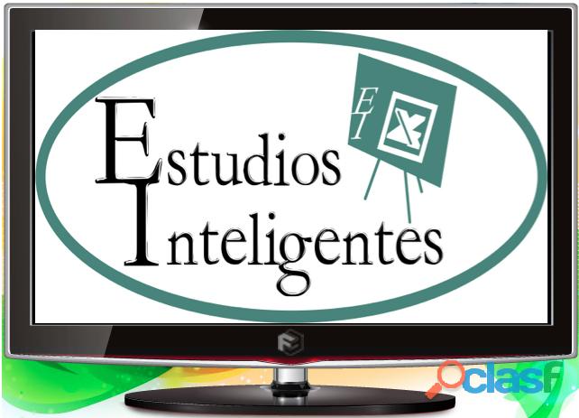 Cursos de Excel Intermedio, Básico y Avanzado