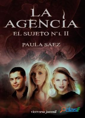 AGENCIA EL SUJETO NUMERO 1 SEGUNDA PARTE PASTA DURA PAULA 1