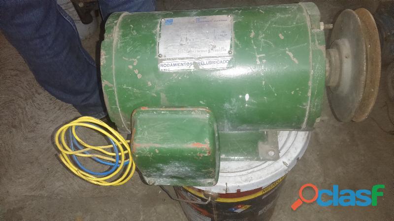Motor electrico IEM 5 hp