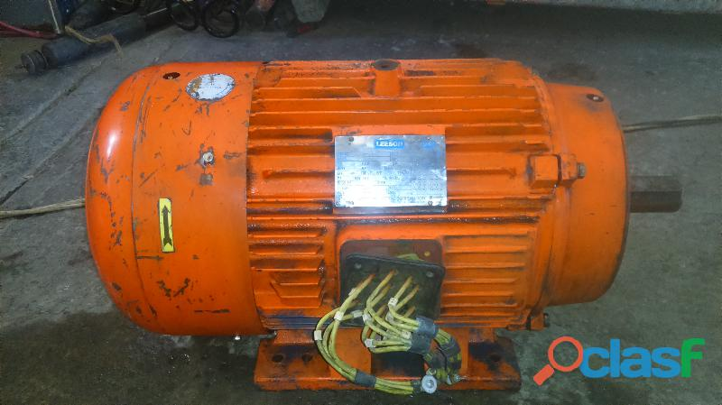 Motor electrico leeson 30 hp