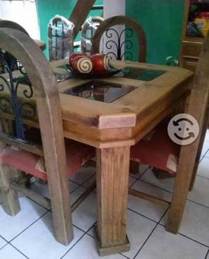 Mesa Comedor Rustica Segunda Mano. Mesa Comedor Industrial Max With ...