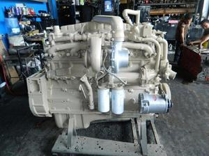 Motor big cam cummins 300 hp usado 1984