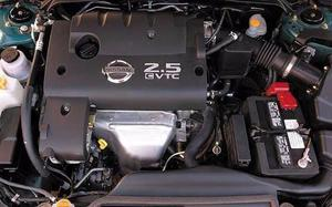 Motor de altima 2006 2.5