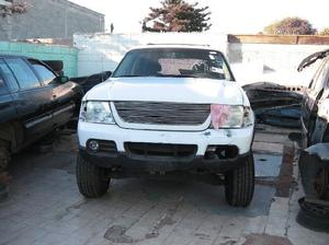 Ford explorer solo partes 04 motor 4.0