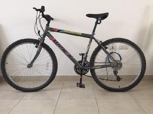 Bicicleta bimex de 18 velocidades y r26