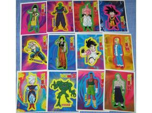 Coleccion de tarjetas de dragon ball z
