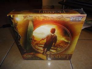 Juego de mesa the hobbit board game cryptozoic nuevo +++