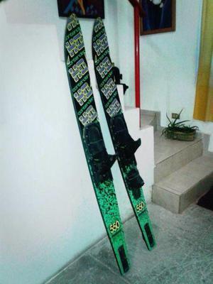 Juego de esquíes