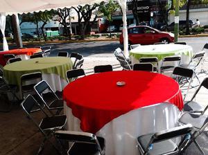 Mobiliario para eventos en guadalajara $160