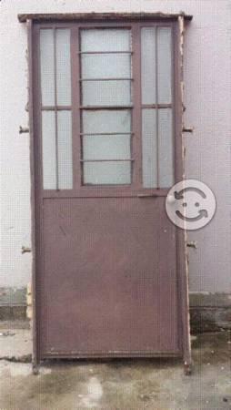 puertas de fierro sencillas pictures to pin on pinterest