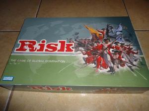 Risk juego de dominacion global parker brothers edicion 2003