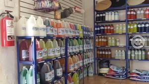 Venta de productos de higiene y limpieza