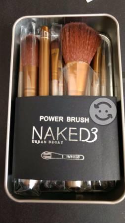 Brochas naked 3 menudeo y mayoreo