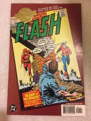 Cómics flash editions millennium n.123