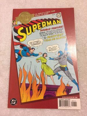 Cómics millennium edition superman n. 76