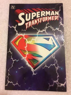 Cómics superman transformed
