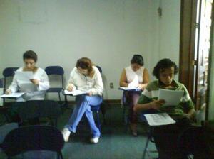Curso de nivelación de estudios, primaria, secundaria y