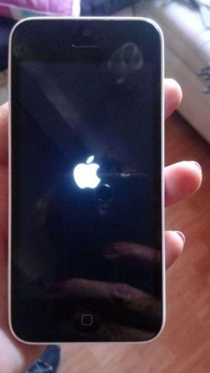 Iphone 5c 8gb telcel impecable