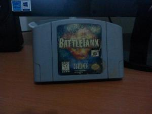 Battletanx 3do para nintendo 64 n64 juegazo!