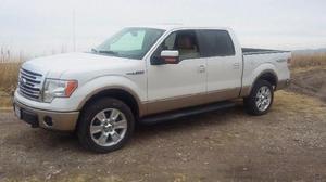 Ford lobo 4 x 4 2013