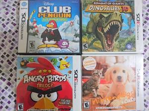 Juegos nintendo 3ds: kids