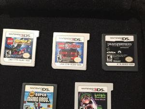 Nintendo 2 ds +10 juegos